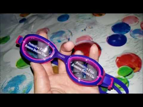 Occhialini da Nuoto Per Bambini ZIONOR K2 Amazon recensione review