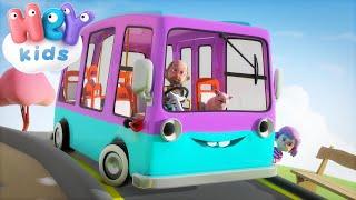 Автобус - Мультики про машинки - Развивающие мультики для детей