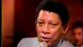 Johnny Hartman sings Lush Life