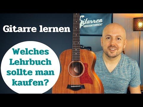 Gitarre lernen welches Buch? - Bestes Gitarrenbuch - Zuschauerfrage