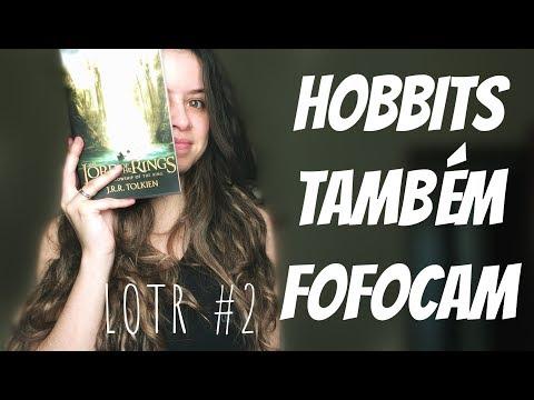 Projeto Lendo Tolkien #2: A SOCIEDADE DO ANEL | Capítulos 1 e 2