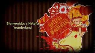 【UTAUカバー】 Hateful Wonderland 【假音 WING】 【Sub.Español】