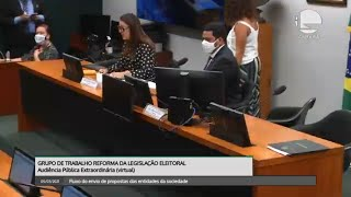 REFORMA ELEITORAL - Reforma da Legislação Eleitoral - 05/03/2021 09:00
