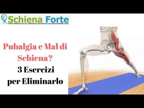 Osteocondrosi vertebra cervicale 2 gradi