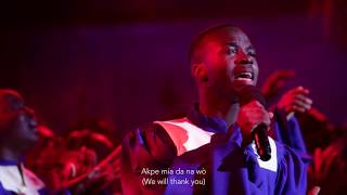 Mawu Akpe na Wo by Bethel Revival Choir and Ps Eugene Zuta