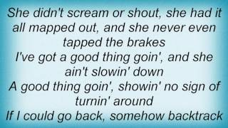 Aaron Watson - Good Thing Going Lyrics