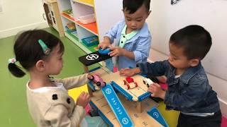 【學前班】主題活動︰交通工具