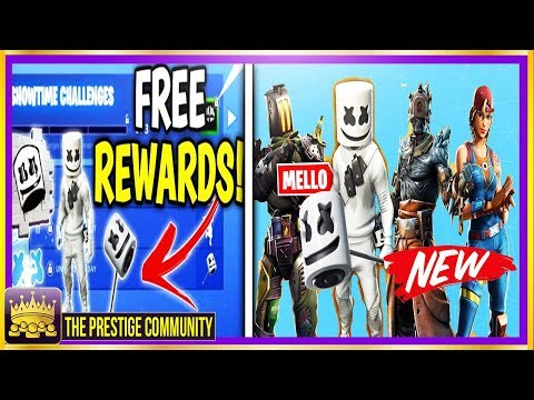 Fortnite: all the new Skins in the update 7 30 revealed by a