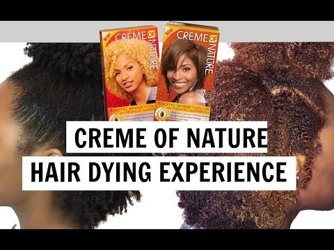 Creme of Nature Hair Color Experience + Tips | SheMeetsCity