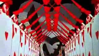 Down the rabbit hole - Alice in wonderland - Adam Lambert
