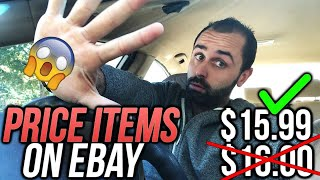 The WRONG WAY to Price items on eBay 😡