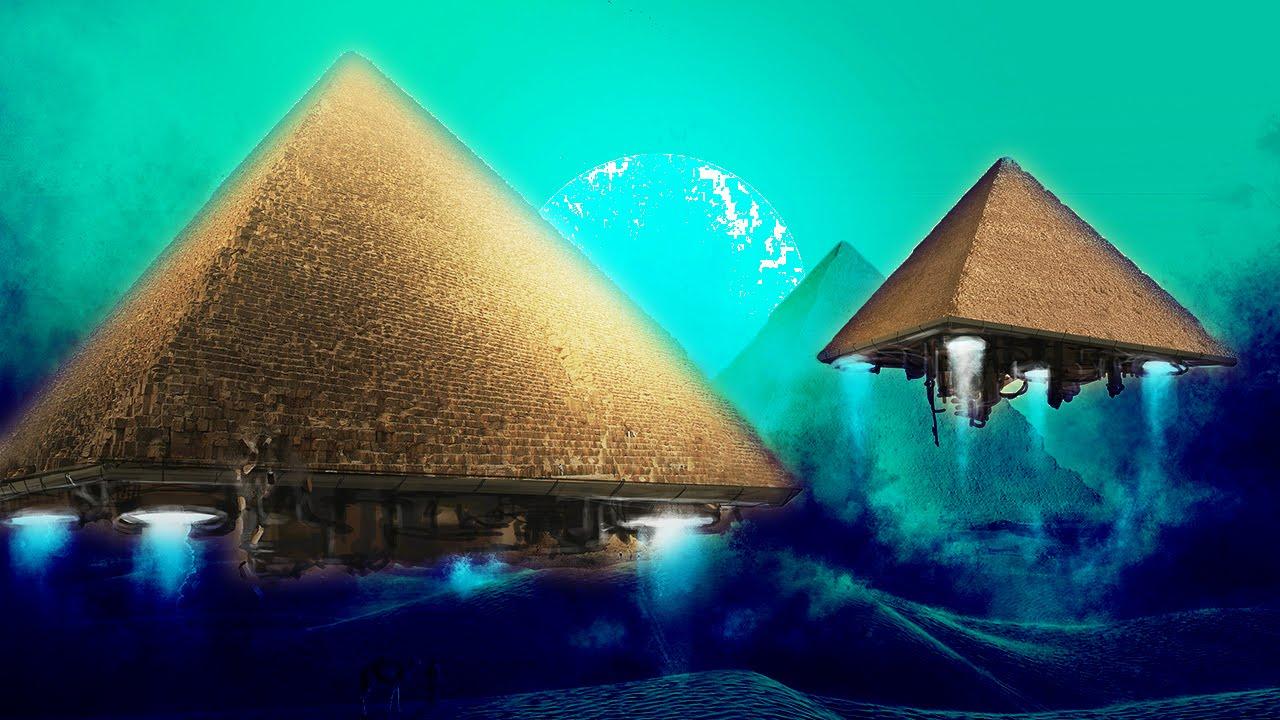 10 ЗАГАДОЧНЫХ Технологий Древнего Египта!