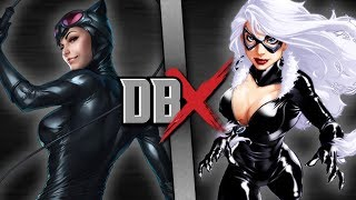 Catwoman VS Black Cat   DBX