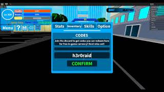 codes for boku no roblox remastered 2019 june 13 - TH-Clip