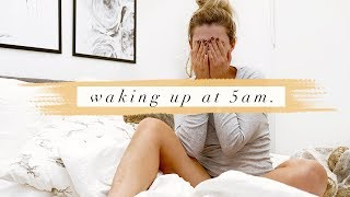 I Tried Waking Up At 5am For A Week