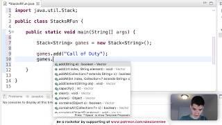 Stack Java Tutorial