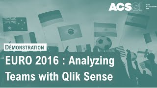 Discover our new Qlik Sense application for the European Football Championship 2016