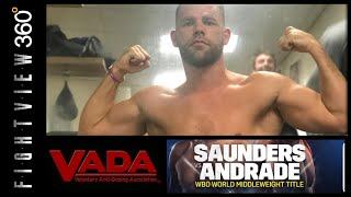 SAUNDERS A PED CHEAT? FAILS VADA TEST! ANDRADE FIGHT OFF? TO BE STRIPPED? SAY IT AINT SO BILLY JOE!