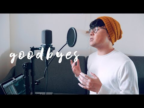"Post Malone - ""Goodbyes"" Cover (@RosendaleSings) Feat. Young Thug"