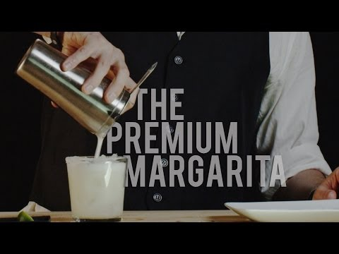 How to Make The Premium Margarita – Best Drink Recipes