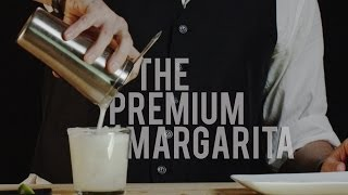 How To Make The Premium Margarita - Best Drink Recipes