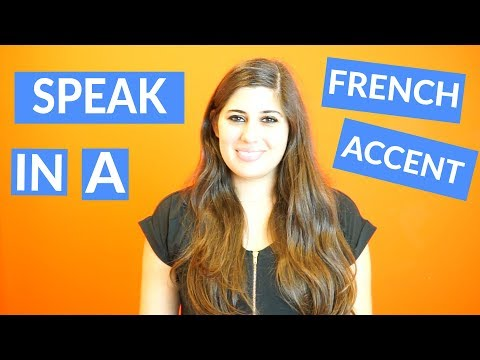 A video I recorded for Takelessons where I talk about how to improve your French accent.