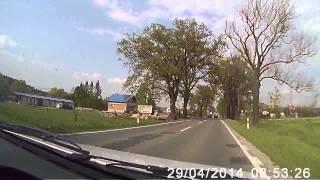 preview picture of video 'Droga krajowa nr 52: Kalwaria Zebrzydowska-Brody - Głogoczów'