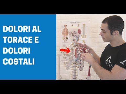 Il trattamento della spondilosi colonna vertebrale toracica