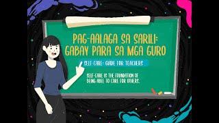 Parent-Teacher Activity Time | Pag-aalaga sa Sarili: Gabay para sa mga guro | Bayan E-Skwela