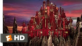 Flash Gordon (1/10) Movie CLIP - Planet Mongo (1980) HD