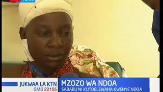 Mwanamke adai kukatwa mkono na mumewe, baada mzozo ulianza baada ya kukosa kumtimizia kindoa mumewe
