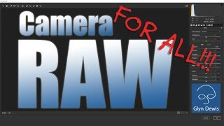 CAMERA RAW FILTER for ALL! (Workaround)