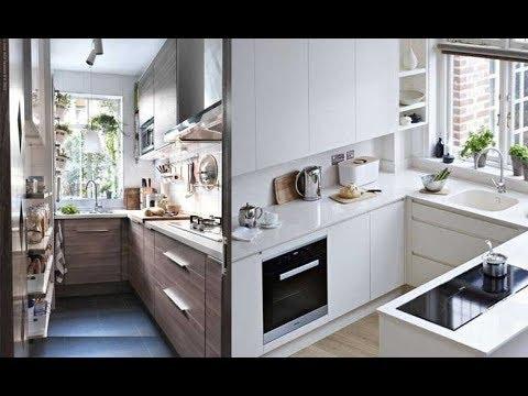 decoracion de cocinas pequeñas y bonitas 2018