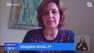 Covid-19: Secretária Regional da Solidariedade Social aconselha idosos a receberem pensões por transferência bancária