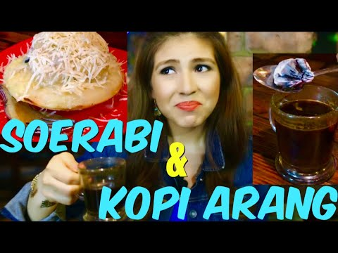 COOLEST Indonesian Coffee That You Have To Try |  Kopi Arang KEREN SEKALI Bule Bilang