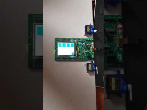 Stm32f429 LCD - смотреть онлайн на Hah Life