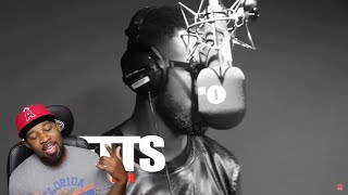 Ghetts   Fire In The Booth PT2 | CharlieSloth | UK Grime | My Reaction