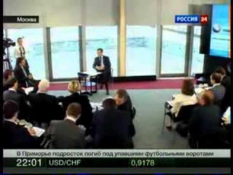 Медведев призвал ускорить приватизацию 2012-04-10.avi