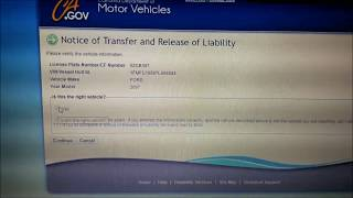 """Why You """"SHOULD ALWAYS"""" File DMV Release Of Liability Form Online"""