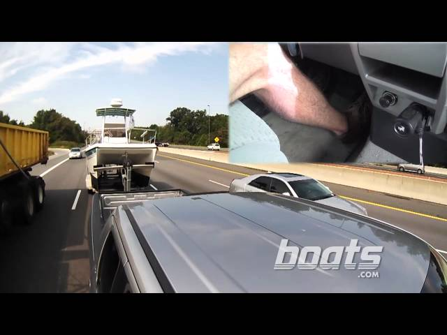 Driving Tips: How to Trailer a Boat