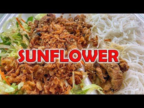 Restaurace Sunflower - POŘÁDNÁ PORCE VIETNAMU!