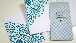 DIY Stationery ~ Penpal Letter For Seher