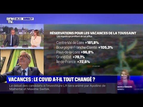 L'ancien président de la République fait face à Jean-Jacques Bourdin