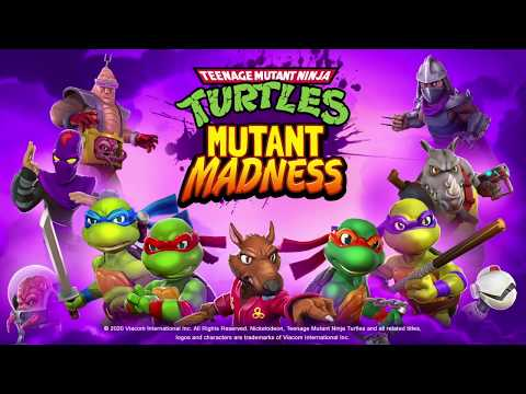 Action-RPG TMNT: Mutant Madness Lands on Google Play