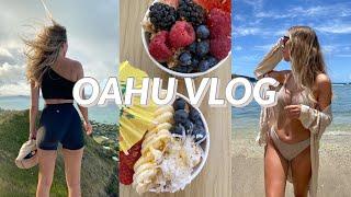 VLOG: hawaii part 2 | a week in oahu!
