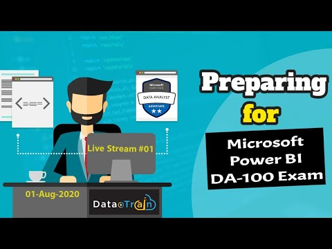 DA-100 PowerBI Exam Preparation (Day 1 of 31) Microsoft Certified ...