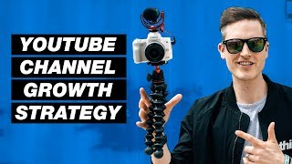 YouTube Channel Growth Strategy — 7 Pro Tips