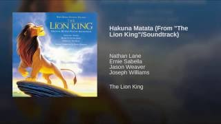 "Hakuna Matata (From ""The Lion King""/Soundtrack)"