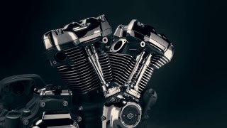 The Milwaukee-Eight Engine