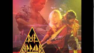 Def Leppard - Let it Go (Live 1987 San Diego)